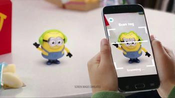 McDonald's McPlay App TV Spot, 'Scan Your Happy Meal Toy' - Thumbnail 6