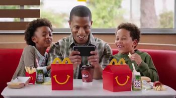 McDonald's McPlay App TV Spot, 'Scan Your Happy Meal Toy'