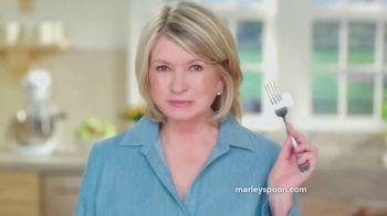 Martha & Marley Spoon TV Spot, 'No More Ifs' Featuring Martha Stewart - 1424 commercial airings