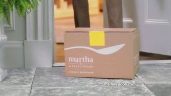 Martha & Marley Spoon TV Spot, 'No More Ifs' Featuring Martha Stewart - Thumbnail 1