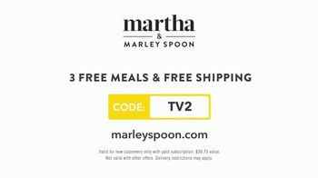 Martha & Marley Spoon TV Spot, 'No More Ifs' Featuring Martha Stewart - Thumbnail 7