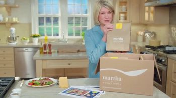 Martha & Marley Spoon TV Spot, 'No More Ifs' Featuring Martha Stewart - Thumbnail 3