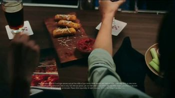 TGI Friday's Endless Apps TV Spot, 'Bacon Nachos and Chicken Quesadillas' - Thumbnail 3
