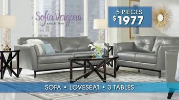 Rooms to Go Summer Sale and Clearance TV Spot, 'Sofia Vergara Collection' - 2 commercial airings