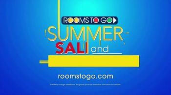 Rooms to Go Summer Sale and Clearance TV Spot, 'Sofia Vergara Collection' - Thumbnail 5
