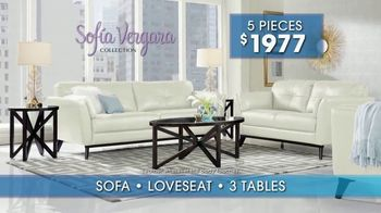 Rooms to Go Summer Sale and Clearance TV Spot, 'Sofia Vergara Collection' - Thumbnail 4