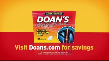 Doan's TV Spot, 'It's Just Not the Same With Back Pain' - Thumbnail 7