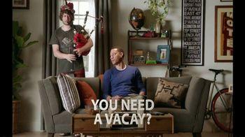VISA Checkout TV Spot, 'Need a Vacay' - Thumbnail 4
