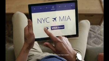 VISA Checkout TV Spot, 'Need a Vacay' - Thumbnail 6