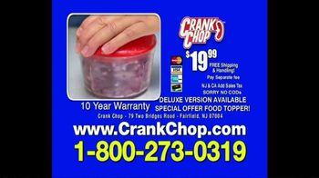 Crank Chop TV Spot, 'Chop Food in Seconds' - Thumbnail 8