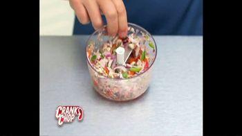 Crank Chop TV Spot, 'Chop Food in Seconds' - Thumbnail 1