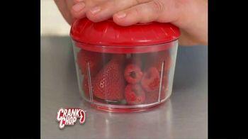Crank Chop TV Spot, 'Chop Food in Seconds' - Thumbnail 4