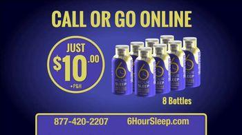 6 Hour Sleep TV Spot, 'Sleep Tonight' - Thumbnail 9