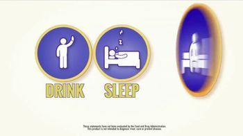 6 Hour Sleep TV Spot, 'Sleep Tonight'