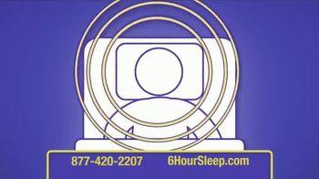 6 Hour Sleep TV Spot, 'Sleep Tonight' - Thumbnail 3