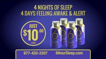 6 Hour Sleep TV Spot, 'Sleep Tonight' - Thumbnail 7