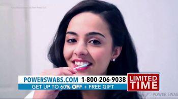Power Swabs TV Spot, 'Feel More Confident' Feat. Scott DeFalco