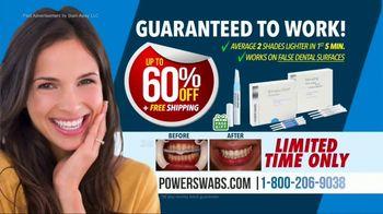 Power Swabs TV Spot, 'Feel More Confident' Feat. Scott DeFalco - Thumbnail 8