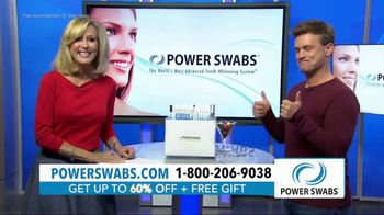 Power Swabs TV Spot, 'Feel More Confident' Feat. Scott DeFalco - Thumbnail 1
