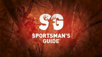 The Sportsman's Guide 18' Deluxe Two-Man Ladder Stand TV Spot, 'The Woods' - Thumbnail 1