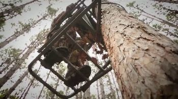 The Sportsman's Guide 18' Deluxe Two-Man Ladder Stand TV Spot, 'The Woods' - Thumbnail 2