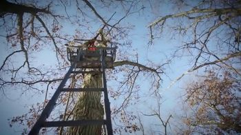 The Sportsman's Guide 18' Deluxe Two-Man Ladder Stand TV Spot, 'The Woods' - Thumbnail 6