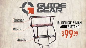 The Sportsman's Guide 18' Deluxe Two-Man Ladder Stand TV Spot, 'The Woods' - Thumbnail 7