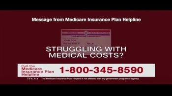 Medicare Insurance Plan Helpline TV Spot, 'Supplement Plans' - Thumbnail 1