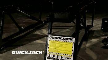 QuickJack TV Spot, 'Less Than a Minute' - Thumbnail 2