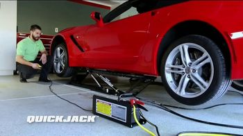 QuickJack TV Spot, 'Less Than a Minute' - Thumbnail 3