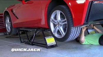 QuickJack TV Spot, 'Less Than a Minute' - Thumbnail 5