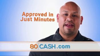 80cash TV Spot, 'In a Matter of Minutes' - Thumbnail 4