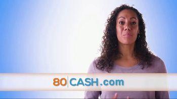 80cash TV Spot, 'In a Matter of Minutes' - Thumbnail 5