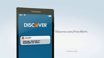 Discover Card Social Security Number Alerts TV Spot, 'Sushi' - Thumbnail 9
