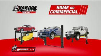 Garage Equipment Supply TV Spot, 'Superstore'