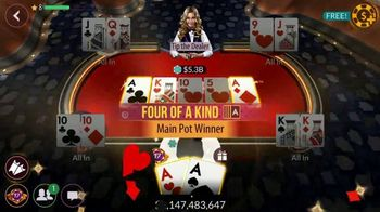 Zynga Poker TV Spot, 'Exciting' - Thumbnail 7