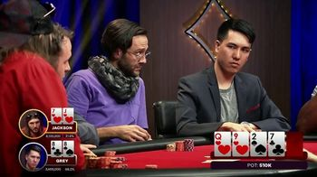 Zynga Poker TV Spot, 'Exciting' - Thumbnail 3