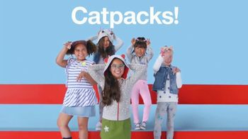 Target TV Spot, 'Back to School: Catpacks!' - 732 commercial airings