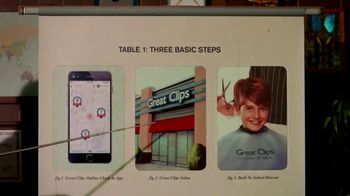 Great Clips TV Spot, 'The Watering Hole' - Thumbnail 6
