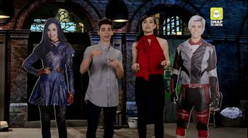 Disney Channel Descendants 2 and You Sweepstakes TV Spot, 'Transformation' - Thumbnail 4