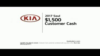 Kia Summer SUV Clearance Event TV Spot, 'Award-Winning SUVs' - Thumbnail 7
