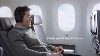 American Airlines Premium Economy TV Spot, 'Great Expectation' - Thumbnail 3