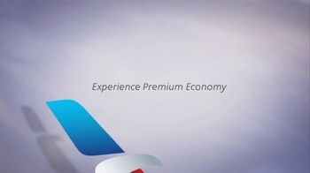 American Airlines Premium Economy TV Spot, 'Great Expectation' - Thumbnail 5