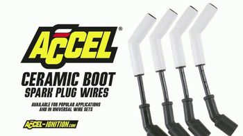 Accel Ceramic Boot Spark Plug Wires TV Spot, 'Eliminate Burnt Wires' - Thumbnail 6
