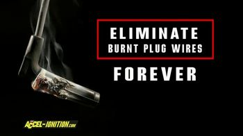 Accel Ceramic Boot Spark Plug Wires TV Spot, 'Eliminate Burnt Wires' - Thumbnail 1