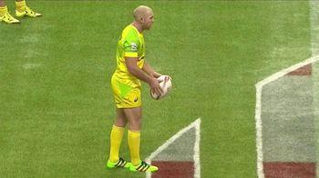 HSBC Sport TV Spot, 'Go Play' Featuring James Stannard - 63 commercial airings