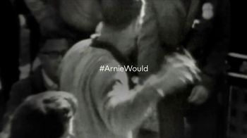 Mastercard TV Spot, 'No One Inspired Like Arnie' - Thumbnail 9