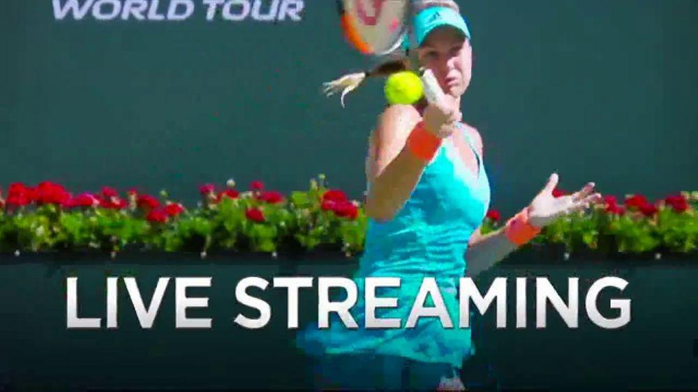 Tennis Channel Plus TV Commercial, 'ATP World Tour & Citi Open' - Video