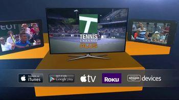Tennis Channel Plus TV Spot, 'ATP World Tour & Citi Open' - Thumbnail 7