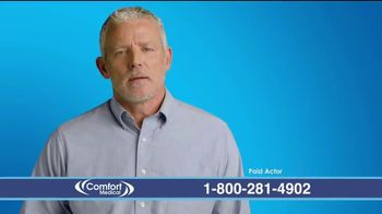 Comfort Medical TV Spot, 'Don't Get Switched' - 8 commercial airings